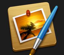 Mac用デザインソフト「Pixelmator」を購入、使用してみました。