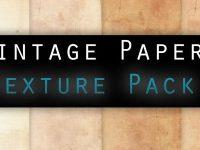 【Texture】テクスチャをお探しの方は必見!ペーパーテクスチャ素材51枚まとめ