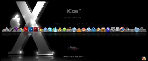 Mac Dock Icons