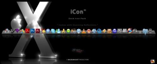 Mac Dock Icons