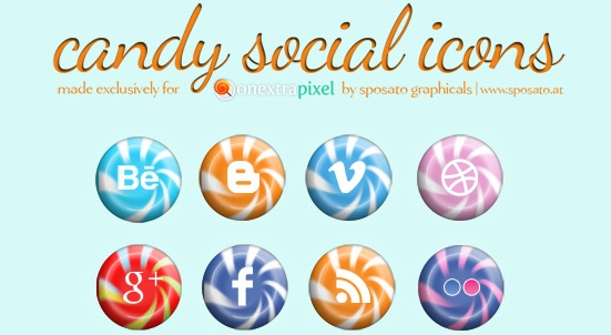 candy-social-media-icons