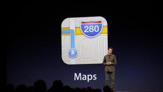 iOS6 標準の「Maps」の代わりに使えそうなMapまとめ