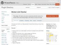 【Plugin】超便利!WordPressのリンクエラーを教えてくれる「Broken Link Checker」