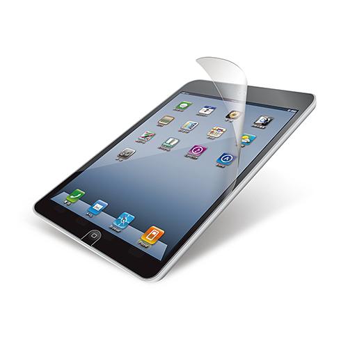 iPad mini用ELECOM 液晶保護フィルム「TB-A12SFLFA」を購入してみました。