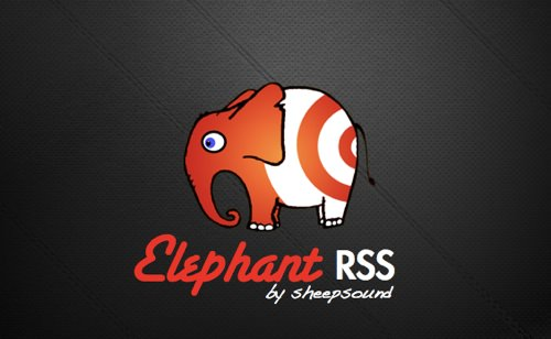 elephant rss icon