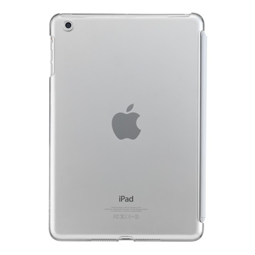 【iPad mini】Smart Cover対応のバックカバー「Smart BACK Cover for iPad mini」を購入しました!