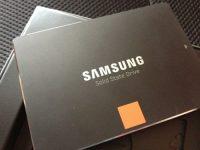 SAMSUNGのSSD 840 Series MZ-7TD500K/ITを購入してみました!