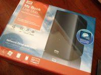 以前から気になっていた、WD社のNAS「My Book Live Duo 4TB」を購入してみました!