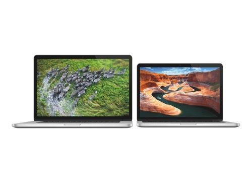 AppleがMacBook Pro Retinaディスプレイモデルのプロセッサと価格をアップデートしました!