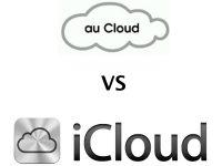 どちらが便利?iPhone向けauスマートパスの「au Cloud」とiOSの「iCloud」を比較!