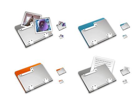 Titanium Folders
