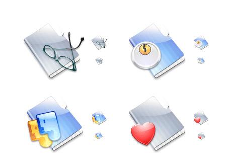World of Aqua Folders