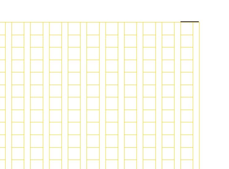OpenOffice 原稿用紙5