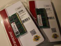 Macbook Pro (15-inch, Late 2011)のメモリを16GBにしてみました!