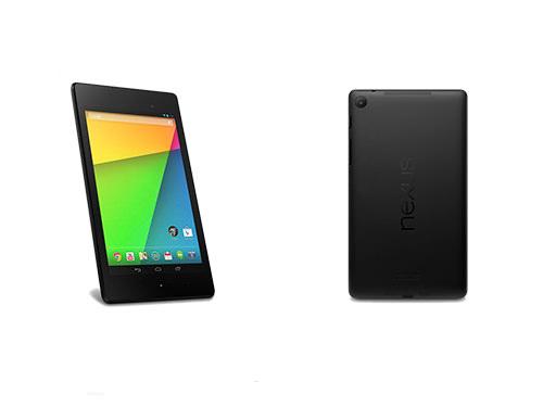 auから新しいNexus 7 Wi-Fiモデルを8月28日より発売!