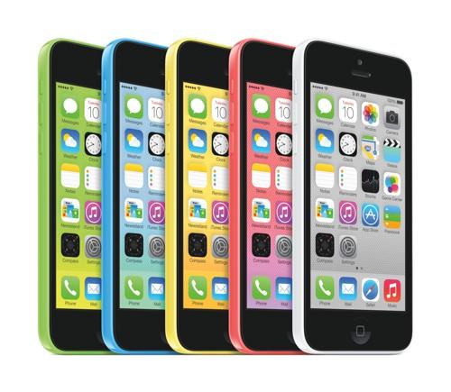 iPhone5Cの予約が9月13日16:00よりau、ソフトバンク、docomoで開始!