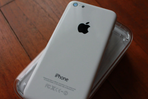 iPhone5sを買わずにiPhone5cの32GBホワイトを購入した理由