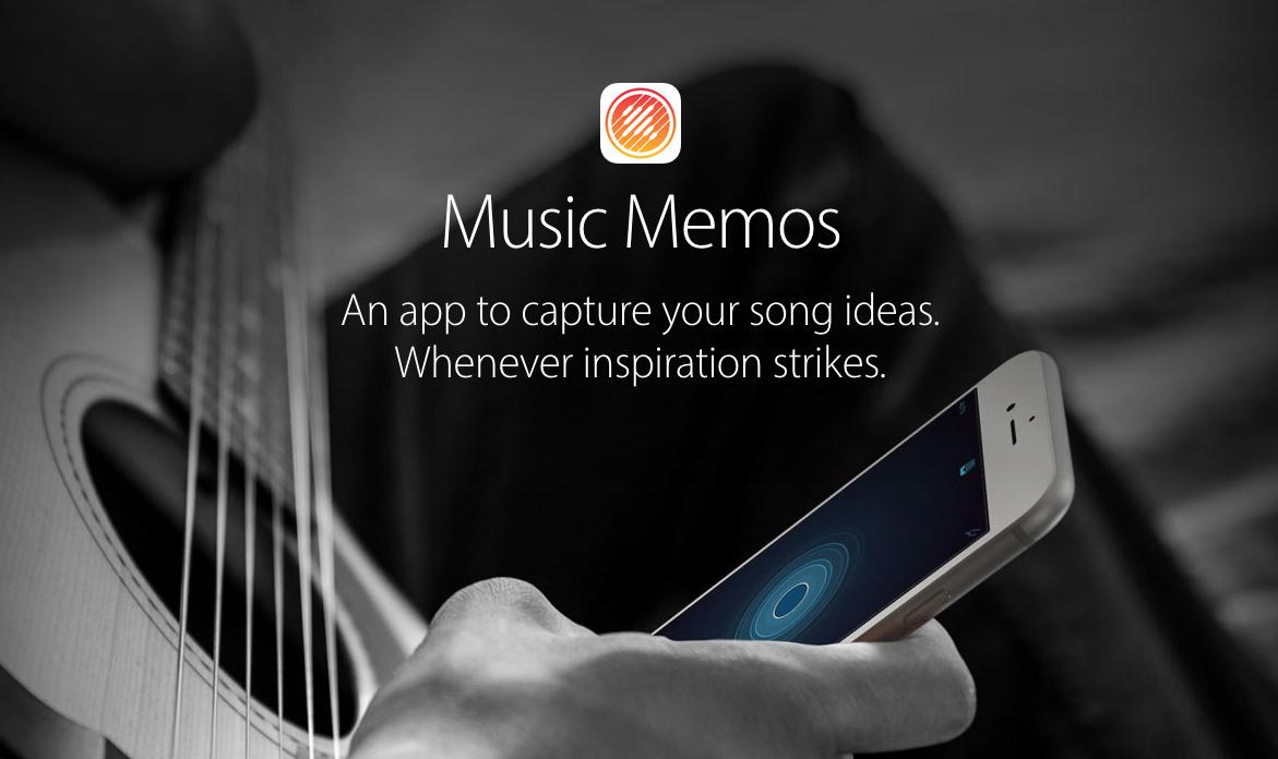 「Music Memos」使い方まとめ!