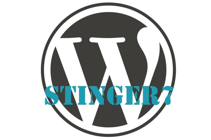 【STINGER7】メニュー幅や高さのカスタマイズ方法