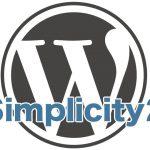 Simplicity2 ロゴ
