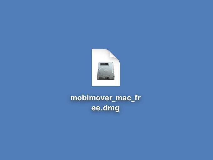 MobiMover Free 4.0 インストール
