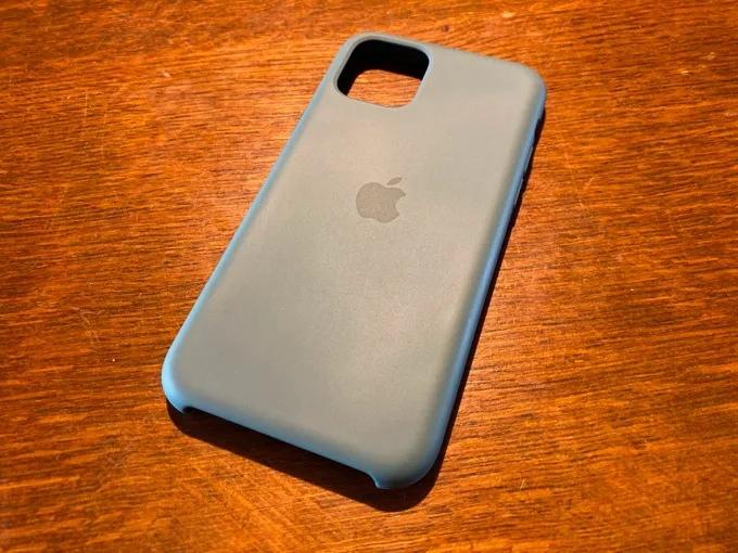 Apple純正 iPhone11Pro シリコーンケース5