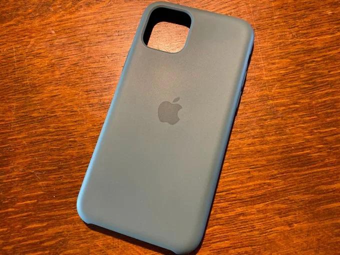 Apple純正 iPhone11Pro シリコーンケース6